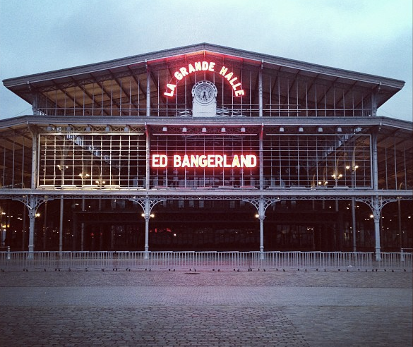 Ed Banger 10 years party