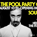 Banner OBEY Pool Party Operation XL