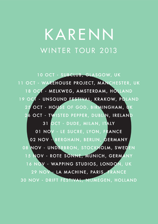 Karenn Winter Tour