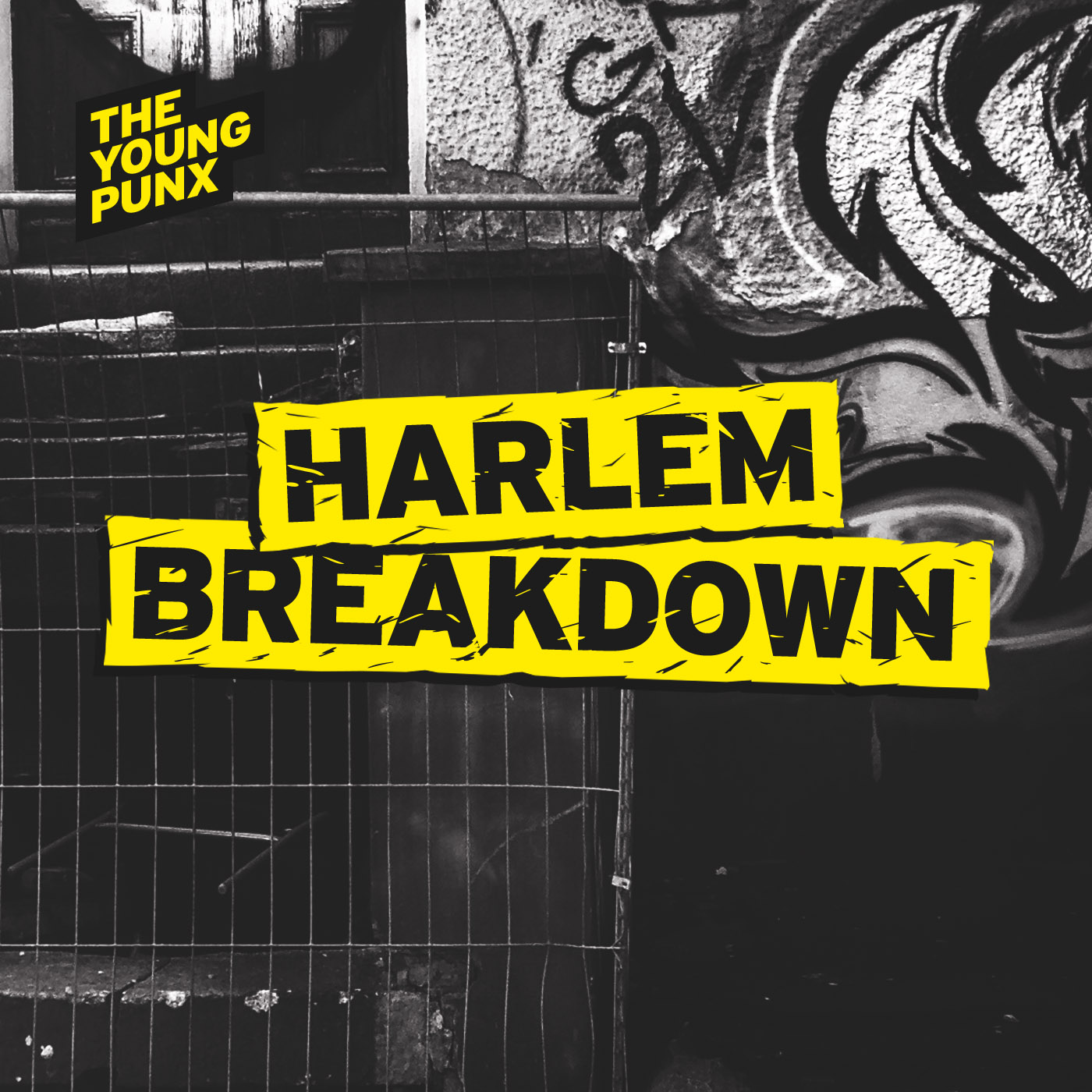 The Young Punx - Harlem Breakdown Mofohifi
