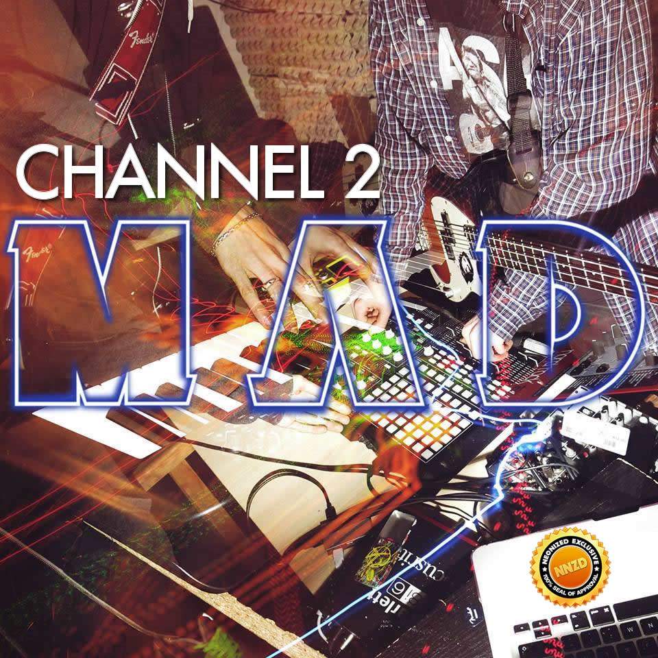 Channel M.A.D! madbcn 2 Barcelona
