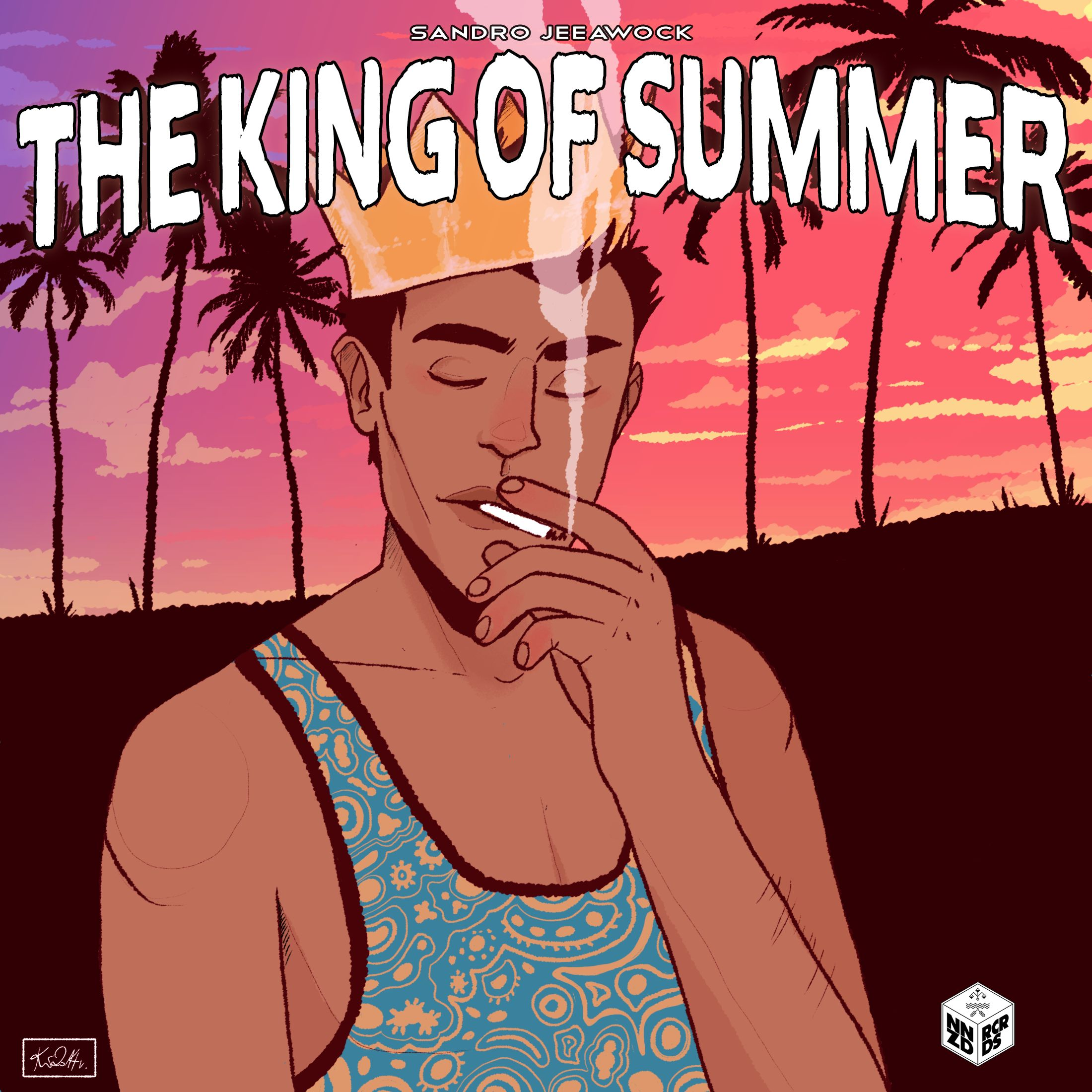 Sandro JEeawock - The King Of Summer