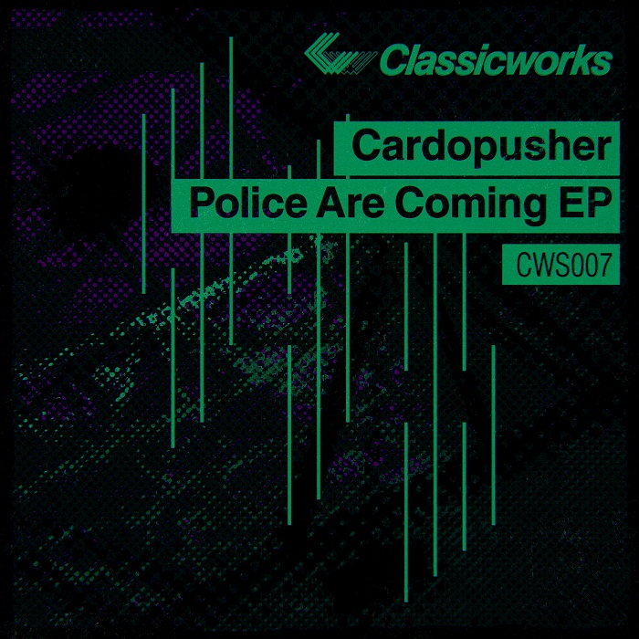 police are coming cardopusher