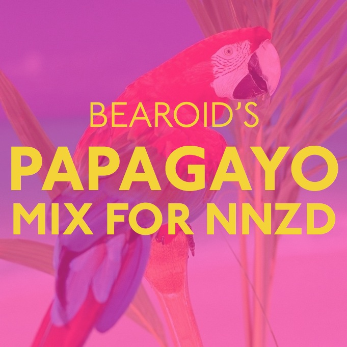 Bearoid papagayo mixtape neonized