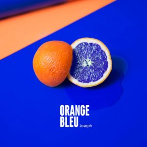Neonized Records - Joseph. Orange Bleu Victoria Gee